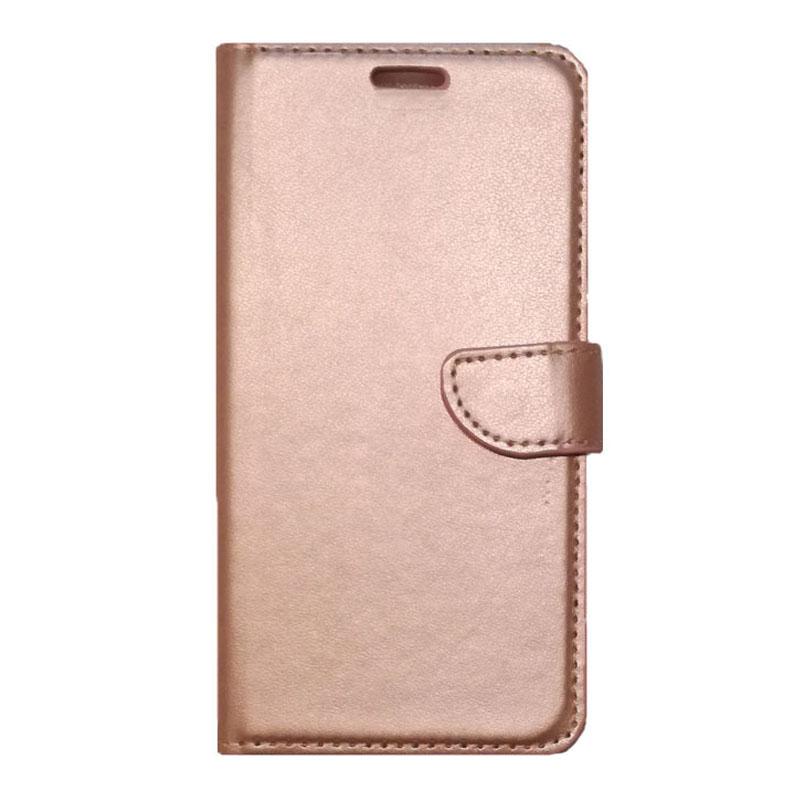 758c5e94a1 Θήκη Xiaomi Redmi Note 5A Prime Elegant Wallet - Rose Gold